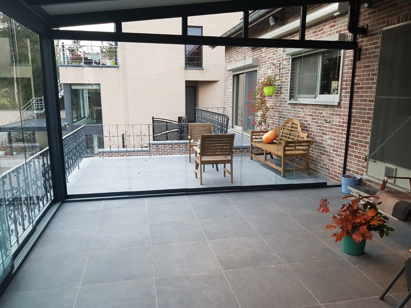 veranda vloer